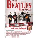 Karel Kahovec + Beatles Revival - koncert Tlumačov
