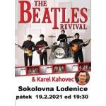 Legendární Karel Kahovec + Beatles Revival - Mšecké Žehrovice