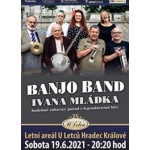 Banjo Band Ivana Mládka- Hradec Králové