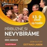 PŘÍBUZNÉ SI NEVYBÍRÁME- Ústí nad Labem