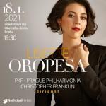 Lisette Oropesa - online- Praha
