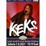 KEKS Live 2021- Hradec Králové