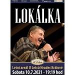 Lokalka Live 2021- Hradec Králové