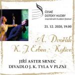 K. J. Erben & Antonín Dvořák/& Kytice/Koncert pro děti a jejich rodiče- Praha