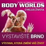 BODY WORLDS/Vstupenka je platná od pondělí do neděle/- Brno