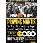 Praying Mantis (GB), Hairy Groupies / Golden_eye.hb - Havlíčkův Brod
