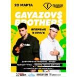 Gayazovs Brothers in Prague- Praha