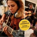 ANETA LANGEROVÁ/KONCERT/- Praha