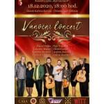 Vánoční koncert na zámku- Chlumec nad Cidlinou