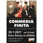 Commedia Finita- Stříbro