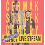 Čermák Staněk Comedy/Lockdown Live Stream/- ČR