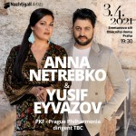 ANNA NETREBKO & YUSIF EYVAZOV - Puccini Gala/PKF - Prague Philharmonia/- Praha