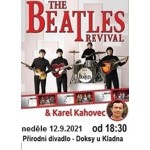 Koncert The Beatles Revival + Karel Kahovec- Doksy