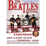 Koncert Karel Kahovec + Beatles Revival- Louny
