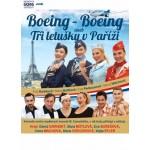 BOEING – BOEING aneb Tři letušky v Paříži- Olomouc
