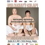 Dva nahatý chlapi- Olomouc