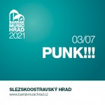 BARRÁK MUSIC HRAD 2021 PUNK!!!- punkový festival Ostrava