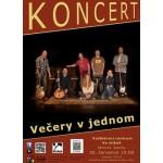 Koncert Večery v jednom- Karlovice