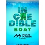 IncЯedible Boat Fireworks Edition- Brno