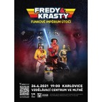 Koncert Fredy a Krasty - Karlovice