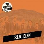 JELEN- TÝDEN V LETŇÁKU- koncert v Českých Budějovicích