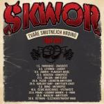 Koncert ŠKWOR- TVÁŘE SMUTNEJCH HRDINŮ TOUR- kultura v Praze