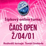 OPEN ČAOŠ Ž/04/01- Česká republika a Slovensko