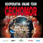 ČECHOMOR/KOOPERATIVA ONLINE TOUR/