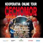 ČECHOMOR- KOOPERATIVA ONLINE TOUR- live koncert