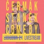 ČERMáK STANěK COMEDY PODCASTLOCKDOWN 21 29.04.2021- ČR