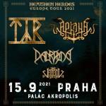 TÝR/ARKONA/Special guests: Dalriada, Varang Nord- Praha
