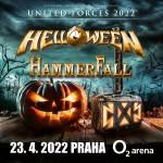 Koncert HELLOWEEN + HAMMERFALL- Praha