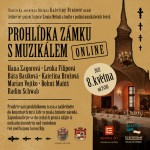 Prohlídka zámku Mělník s muzikálem- ČR