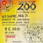 Hrajeme pro 20 Zoo/Online benefiční koncert/