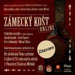 ZÁMECKÝ KOŠT/ZÁZNAM/- ČR
