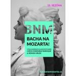 BACH VS. MOZART- Brno