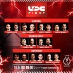 UPC Fight 2: Cesta bojovníka/SEMIFINÁLE/- ČR