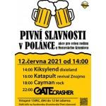 II. Pivní slavnosti v Polánce- Moravský Krumlov