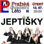 PRAŽSKÉ DIVADELNÍ LÉTO 2021/Jeptišky/- Praha