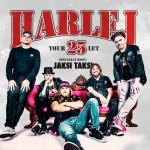 HARLEJ + HOST: JAKSI TAKSI- koncert v Ostravě- 25 LET TOUR