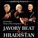 Jiří Pavlica & H. a P. Ulrychovi- Hradišťan & Javory Beat- koncert České Budějovice