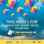 Štěrkovna Open Music 2020- festival Hlučín- Pavol Habera a Team, No Name, Jaroslav Uhlíř, Iné Kafe