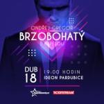 ONDŘEJ G. BRZOBOHATÝ/s kapelou/- Pardubice