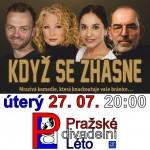 PRAŽSKÉ DIVADELNÍ LÉTO 2021/Když se zhasne/- Praha