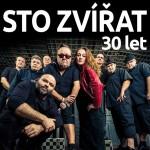 STO ZVÍŘAT- 30 LET- koncert v Plzni