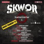 ŠKWOR- Uzavřenej kruh Tour II.- koncert v Zábřehu