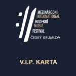 V.I.P. KARTA/SAMOSTATNĚ NEPLATNÉ!/- Český Krumlov
