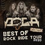 DOGA- BEST OF ROCK RIDE TOUR+ HOST- koncert Zlín