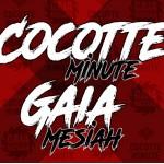 COCOTTE MINUTE + GAIA MESIAH- koncert Tábor