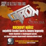 CITRON + Host: Symfobia- koncert v Třebíči